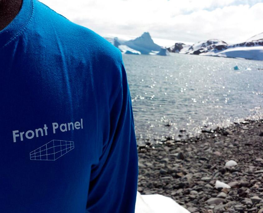 Panelados de la Base Juan Carlos I en la isla de Livingston , La Antártida 1
