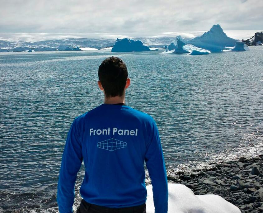 Panelados de la Base Juan Carlos I en la isla de Livingston , La Antártida 6