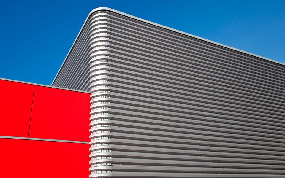 Fachadas front panel - Cerramientos de fachadas ...