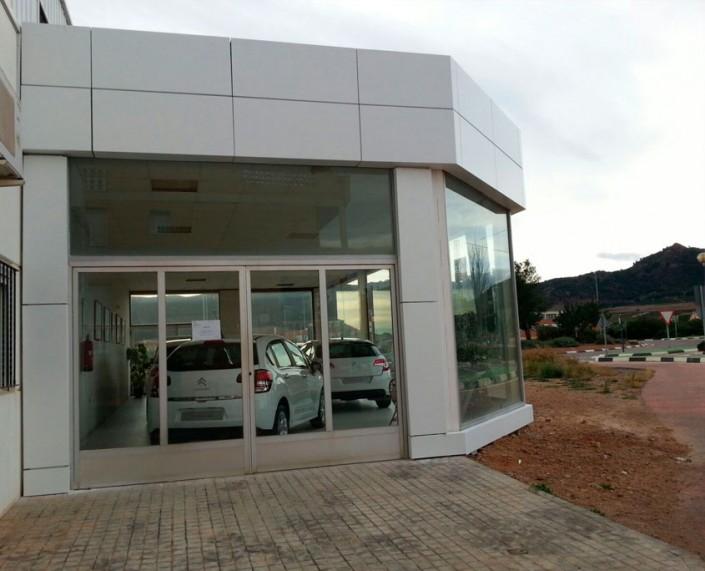 Citroen - Front panel