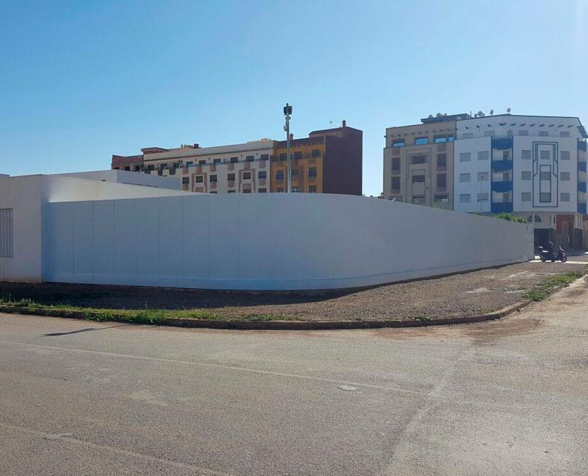 Nador, Marruecos - Frontpanel