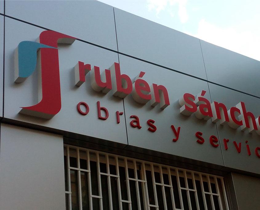 Oficinas - Ruben Sanchéz