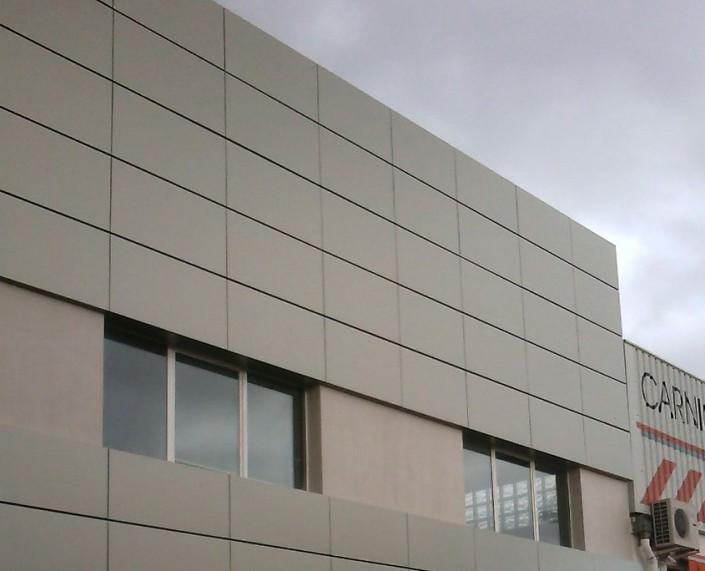 Tanatorio - Front panel
