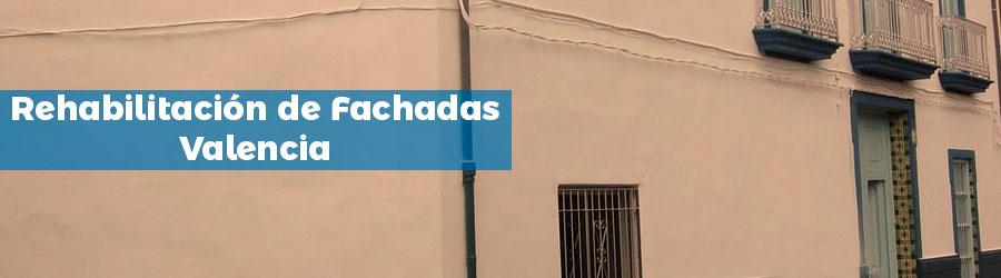 Empresa de rehabilitacion de fachadas Valencia