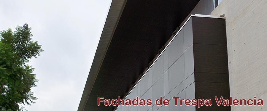 Fachadas de Trespa Valencia por FrontPanel