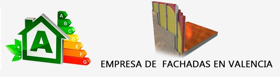 Empresa de fachadas en Valencia a su servicio