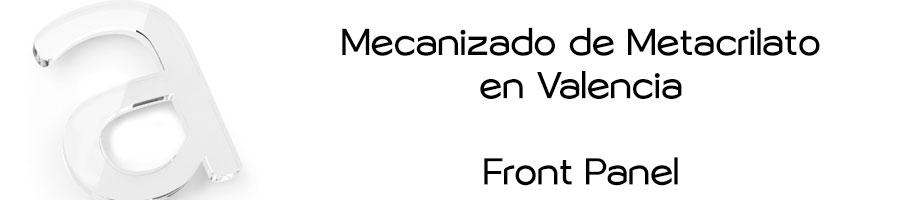 Empresa para el mecanizado de metacrilato en Valencia