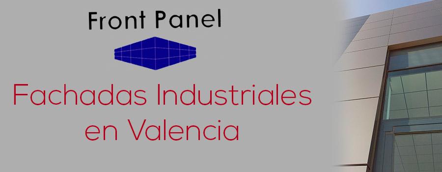 fachadas industriales con Front Panel