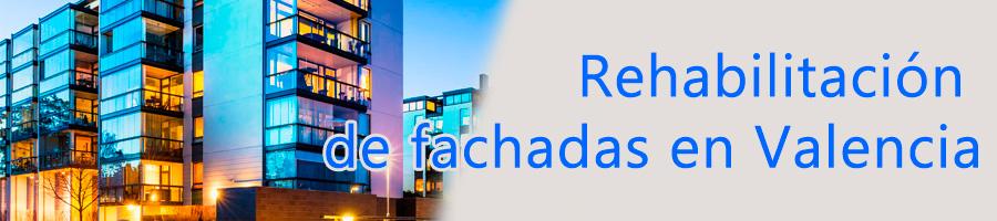 Empresa de Rehabilitacion de fachadas en Valencia