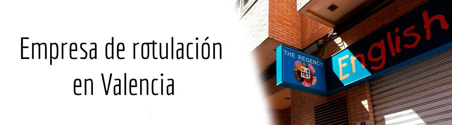 Empresa Rotulacion Valencia