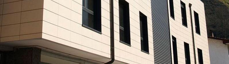 Fachadas Ventiladas Rehabilitación y Mantenimiento