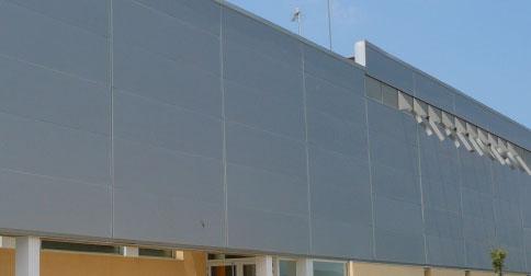 Empresa de fachadas metálicas en Valencia