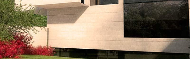 Fachadas de piedra en Valencia
