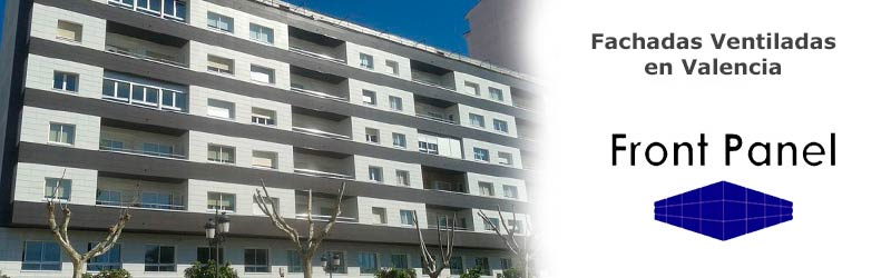 Fachadas Ventiladas en Valencia Front Panel