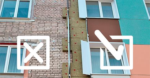 Rehabilitacion de fachadas en Valencia