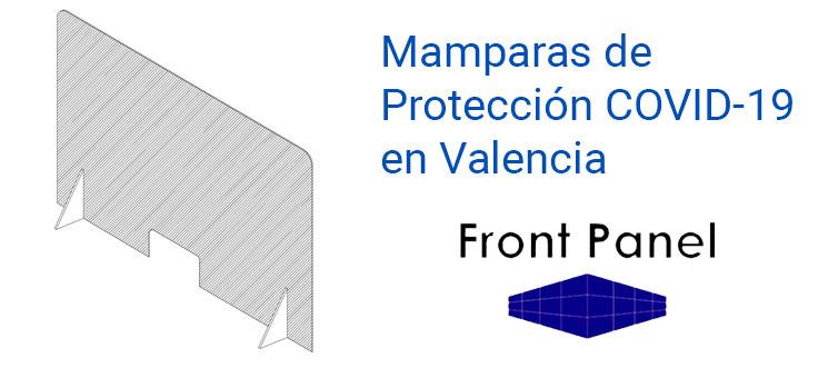 Mamparas de protección covid-19 Valencia
