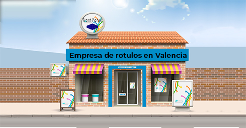 Empresa de rótulos en Valencia