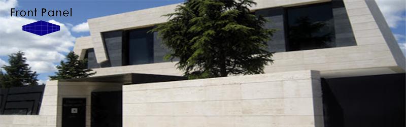 Fachadas ventiladas de piedra Valencia