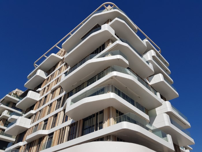 Apartamentos Nature 3 - Front Panel
