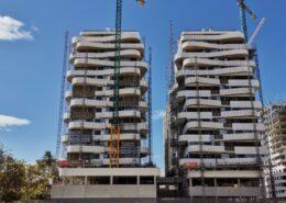 Torres el Saler - front panel