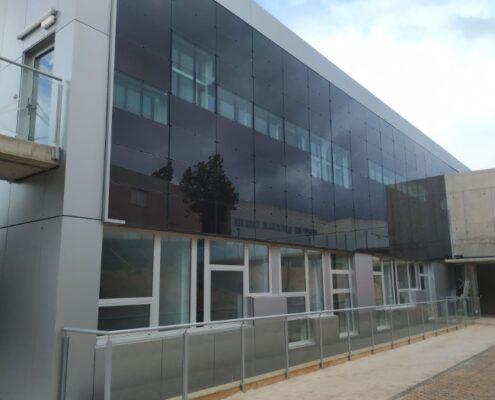 Universidad en Soria - Front Panel