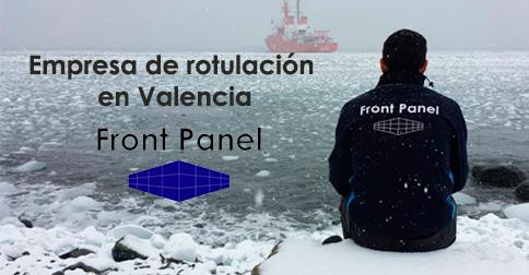 Empresa de rotulación en Valencia