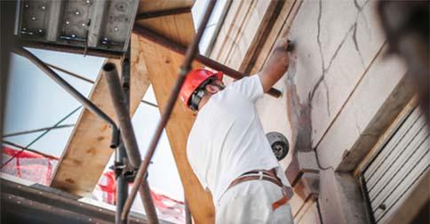 Rehabilitación de fachadas Ventiladas en Valencia