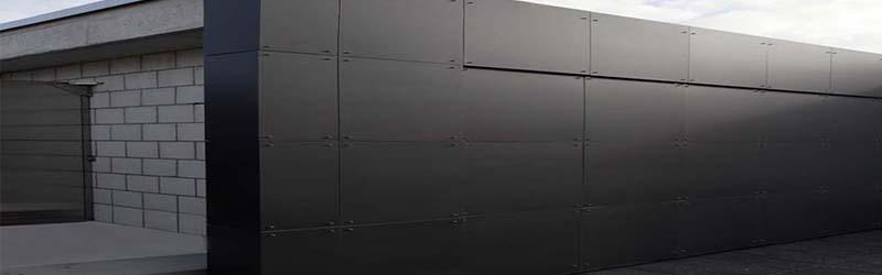Fachadas de composite Valencia