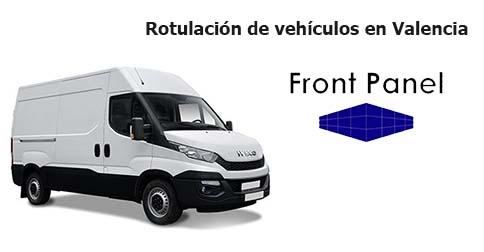 Rotulación de vehículos en Valencia